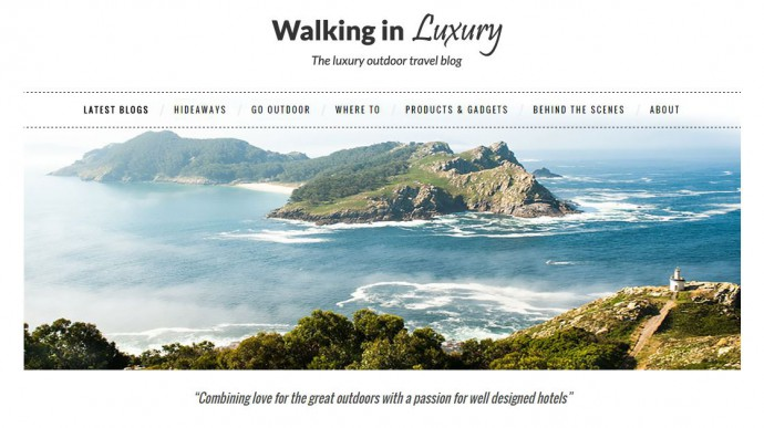 Walking in Luxury on Bloglovin'