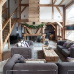 Ferme du Ciel, a Luxury Chalet in France